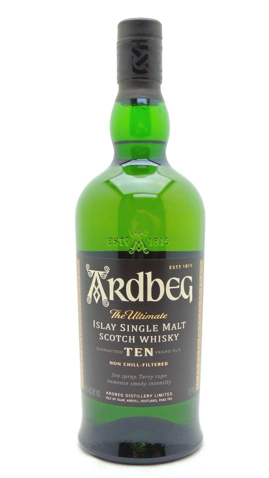 Ardbeg 10 Year Old Scotch