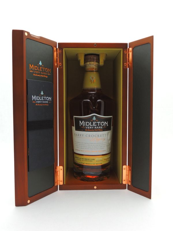 Midleton Barry Crockett Whiskey