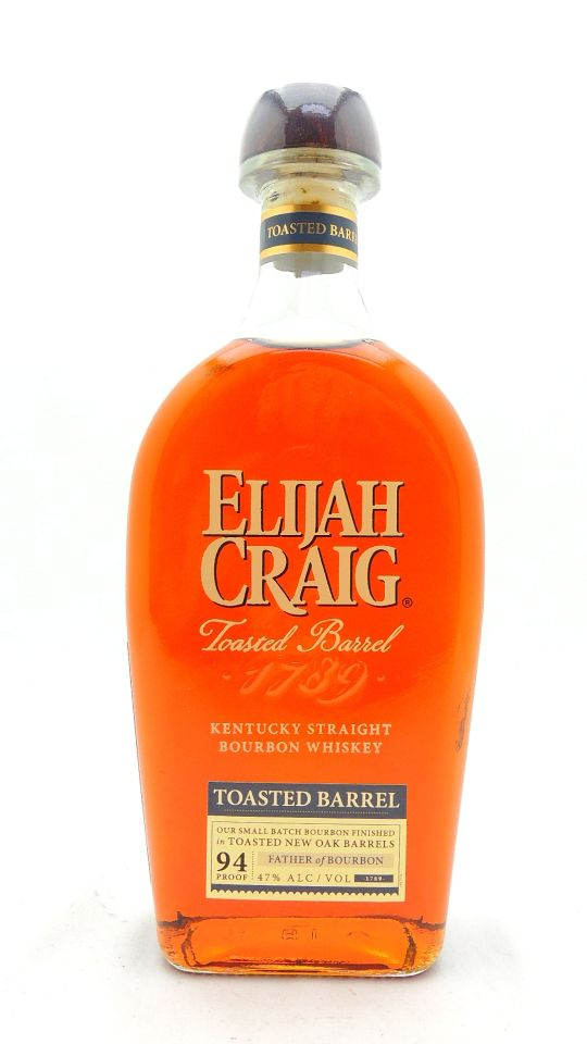 Elijah Craig Toasted Barrel