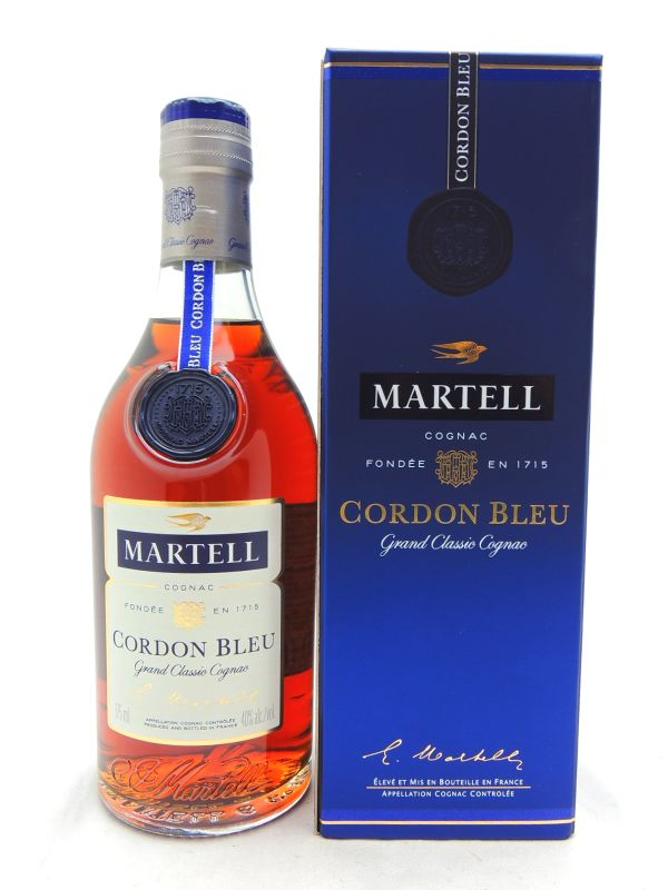 Martell Cordon Bleu Pint 375 ML