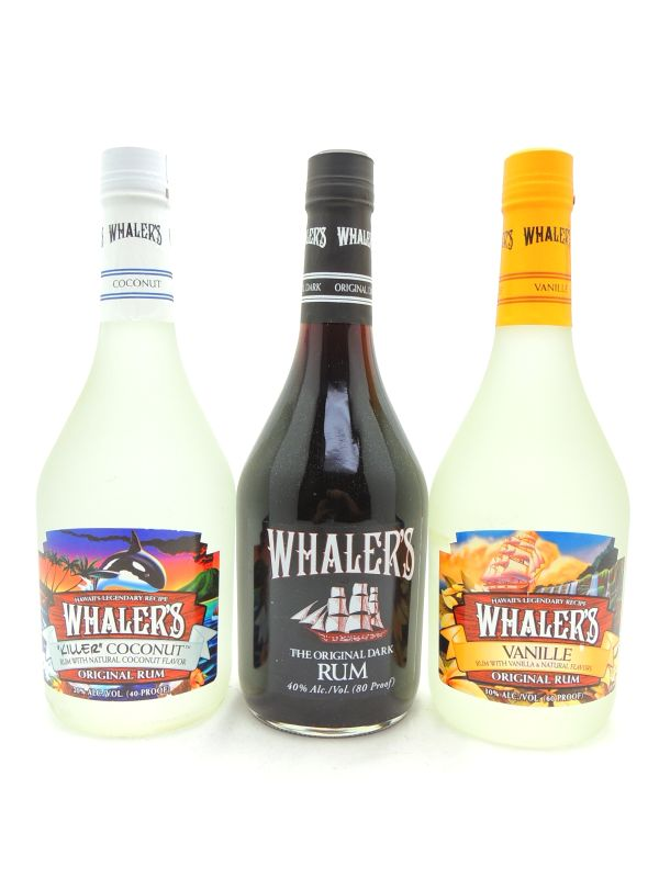 Whalers Rum Collection