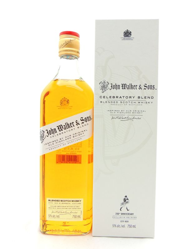 Johnnie Walker 200th Anniversary Blend