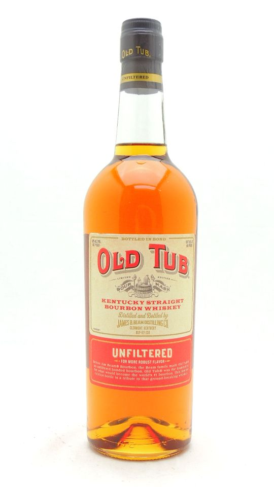 Old Tub Bourbon Whiskey