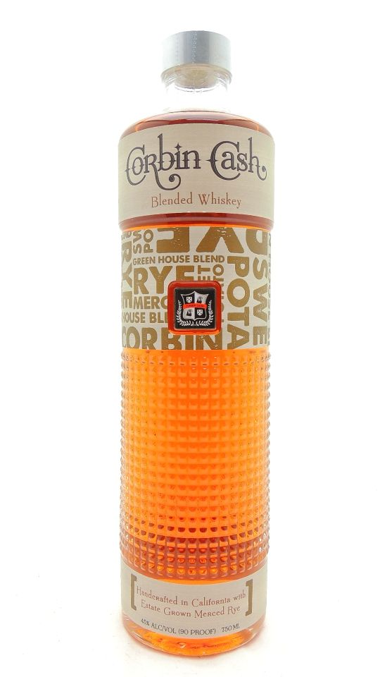 Corbin Cash Green House Whiskey