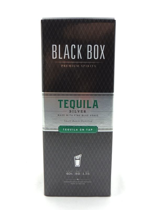 Black Box Tequila Half Gallon