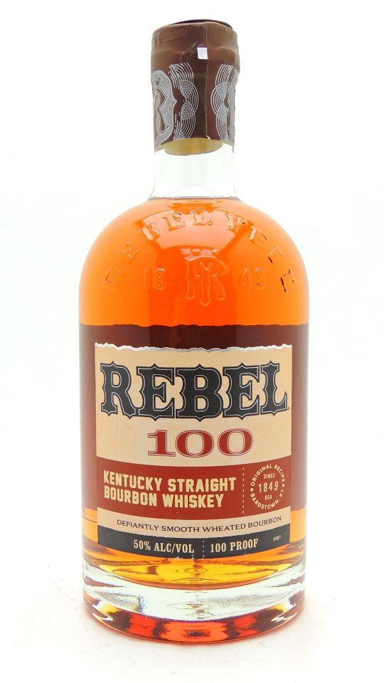 Rebel Yell 100 Proof Bourbon Whiskey