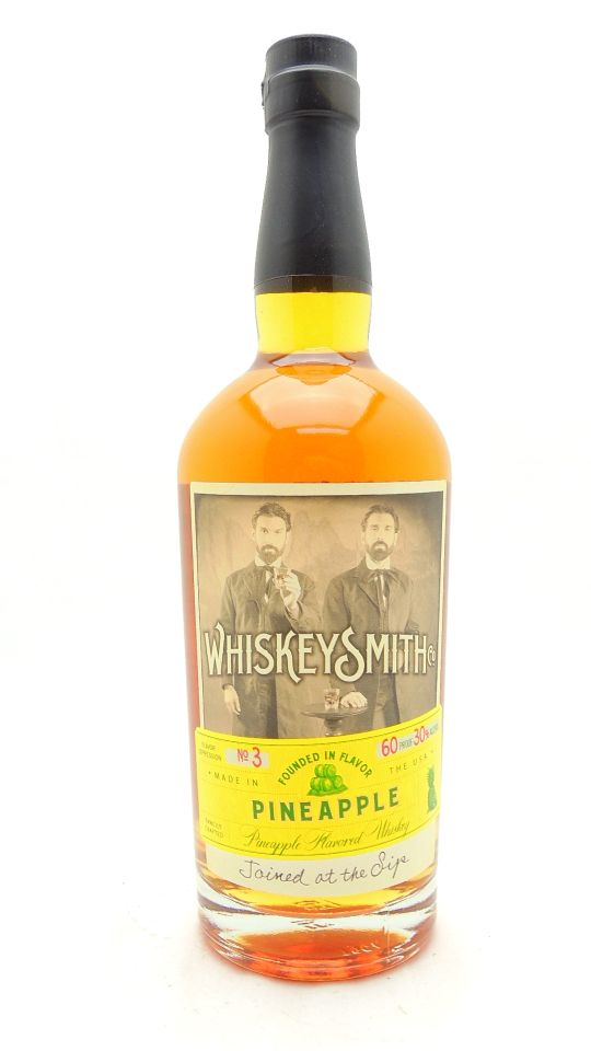 WhiskeySmith Pineapple Whiskey