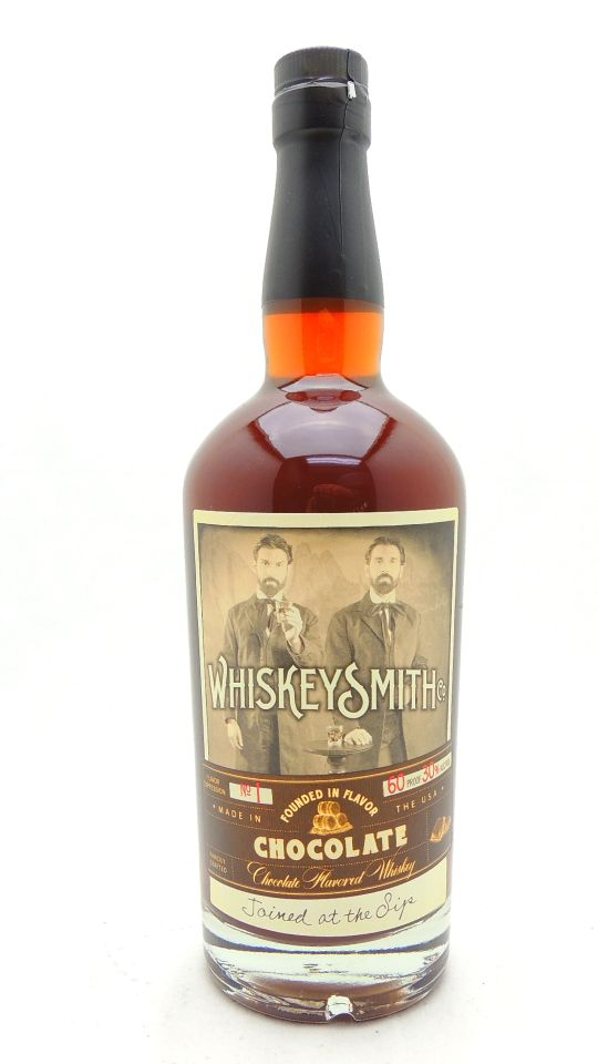 WhiskeySmith Chocolate Whiskey