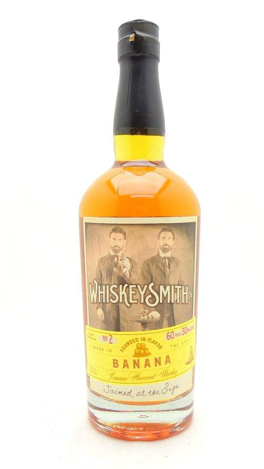 WhiskeySmith Banana Whiskey