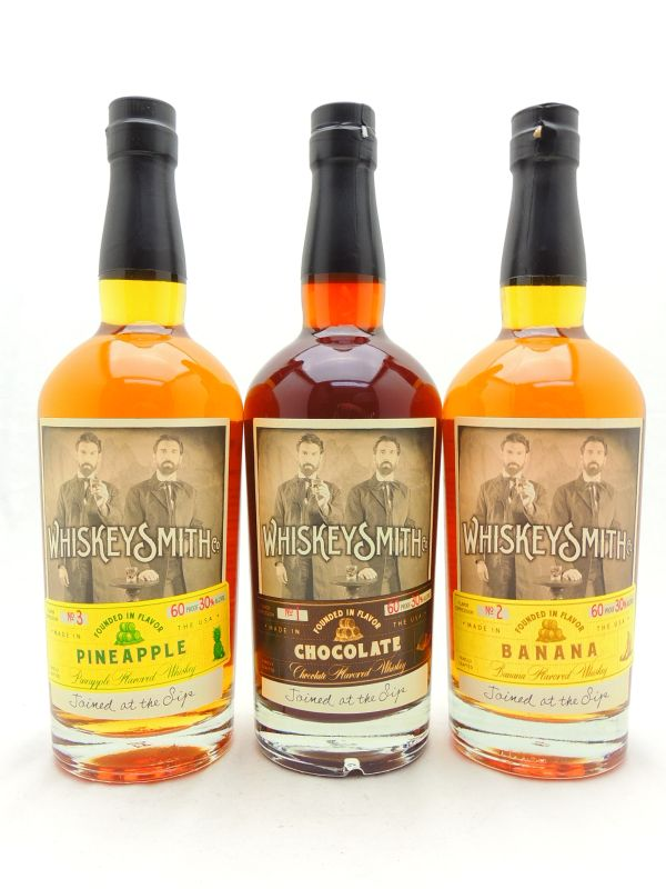 WhiskeySmith Flavor Whiskey Collection