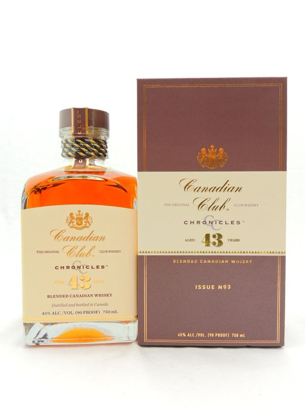 Canadian Club 43 Year Old Chronicles Issue 3