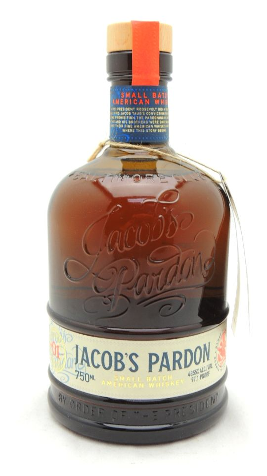 Jacob's Pardon Whiskey
