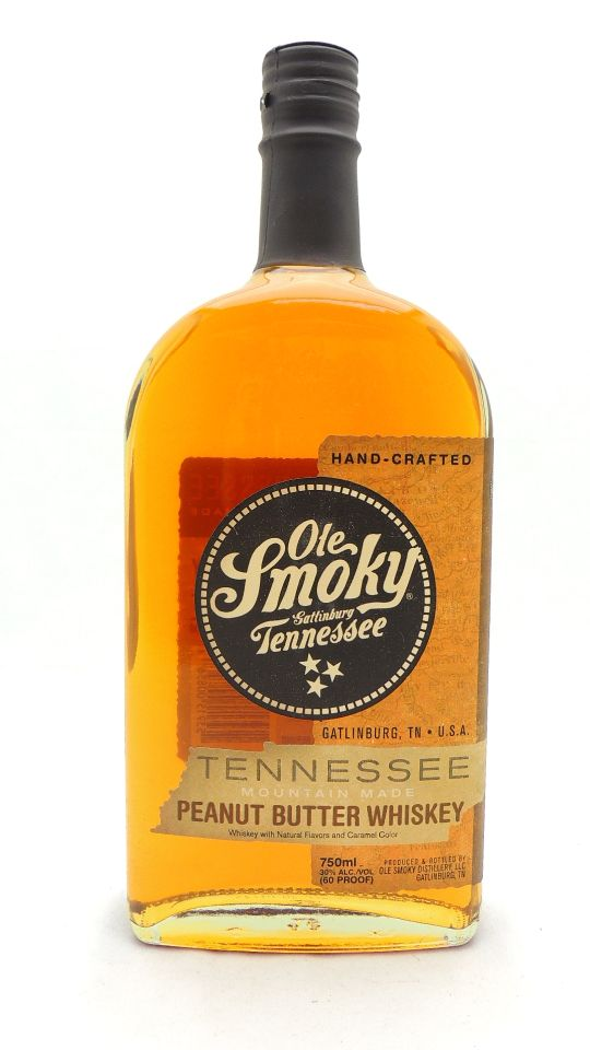 Ole Smoky Peanut Butter Whiskey