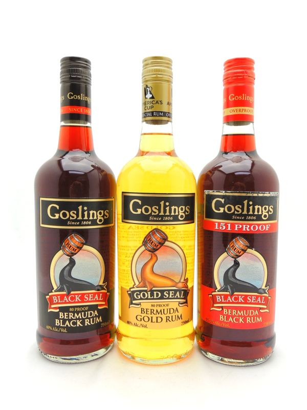 Goslings Rum Collection