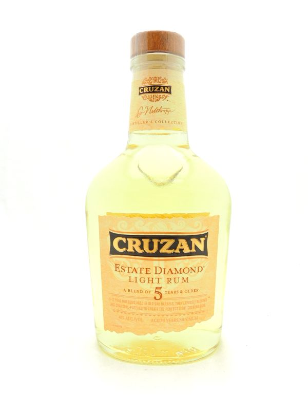 Cruzan Estate Diamond 5 Year Rum