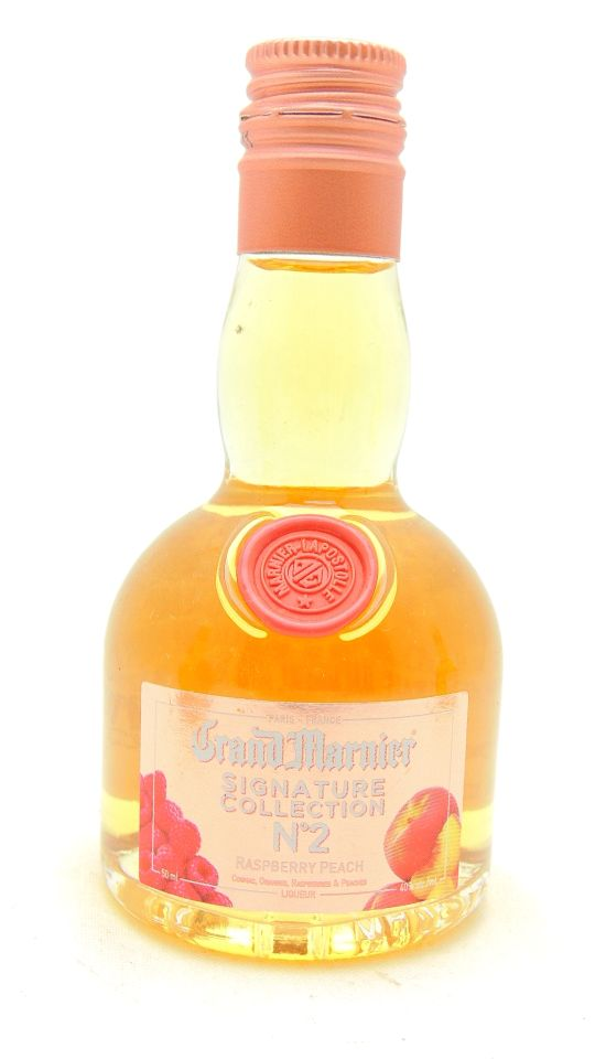 Grand Marnier Raspberry Peach Miniature