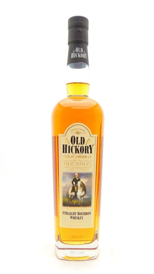 Old Hickory Straight Bourbon