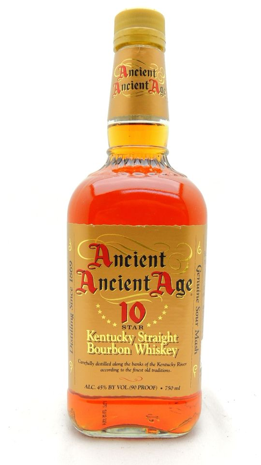 Ancient Age 10 Star Bourbon Whiskey