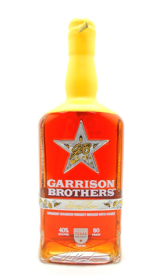 Garrison Brothers Honey Dew Bourbon Whiskey