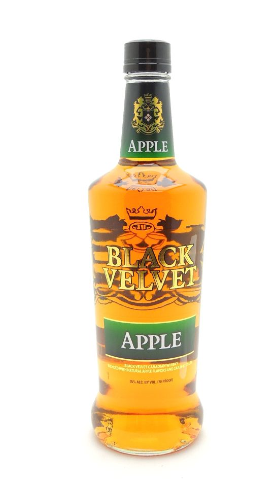 Black Velvet Apple Whiskey