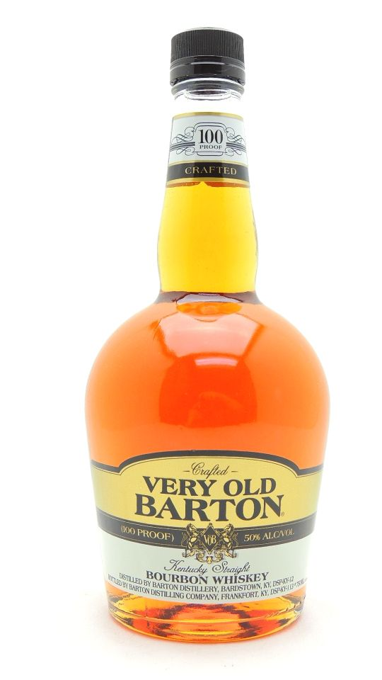 Very Old Barton 100 Proof Bourbon Whiskey