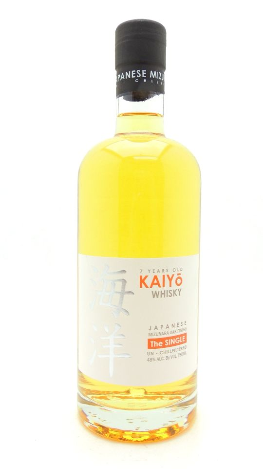 Kaiyo 7 Year Old Japanese Whiskey