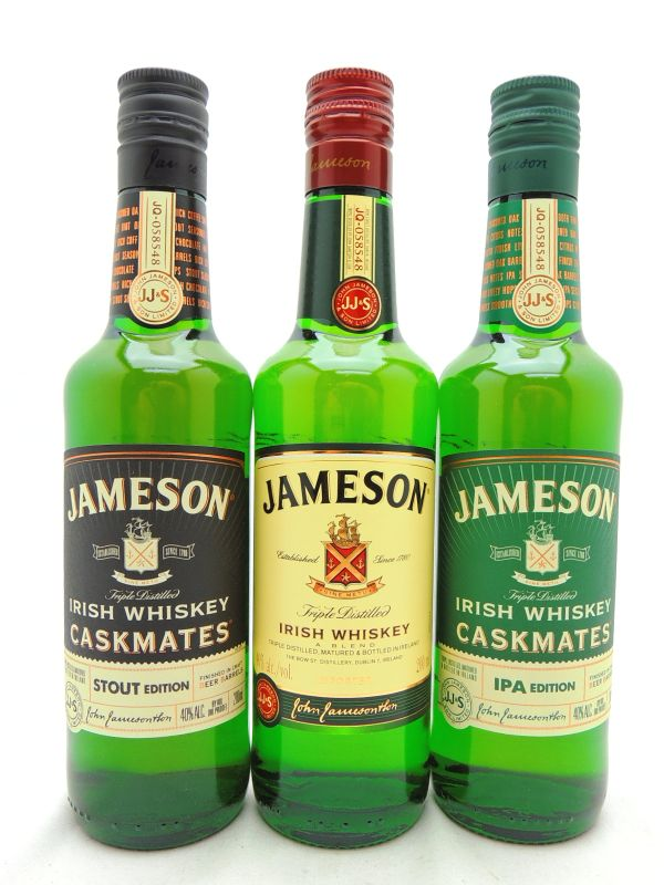 Jameson Irish Whiskey Gift Set