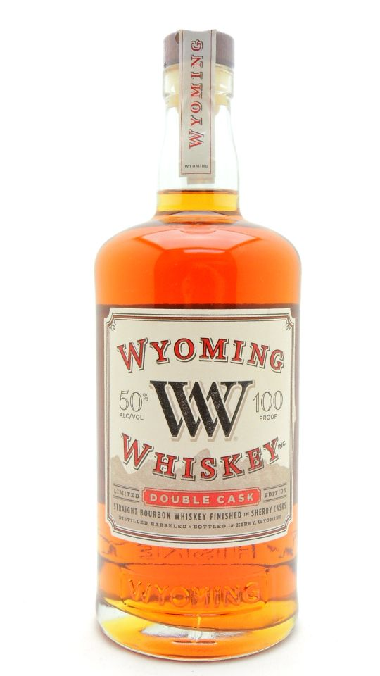 Wyoming Whiskey Double Cask