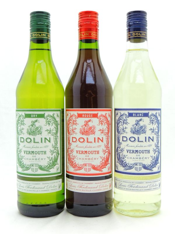 Dolin Vermouth Collection