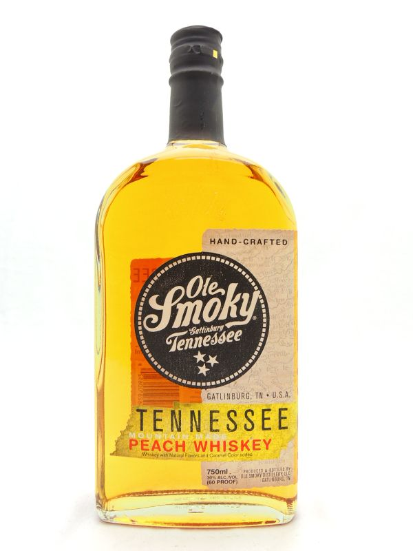 Ole Smoky Peach Moonshine Whiskey