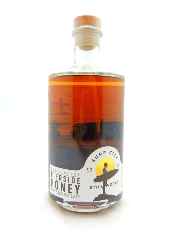 Surf City Honey Whiskey