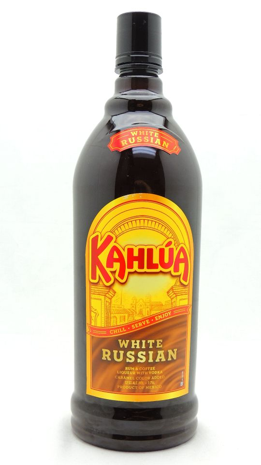 Kahlua White Russian Half Gallon