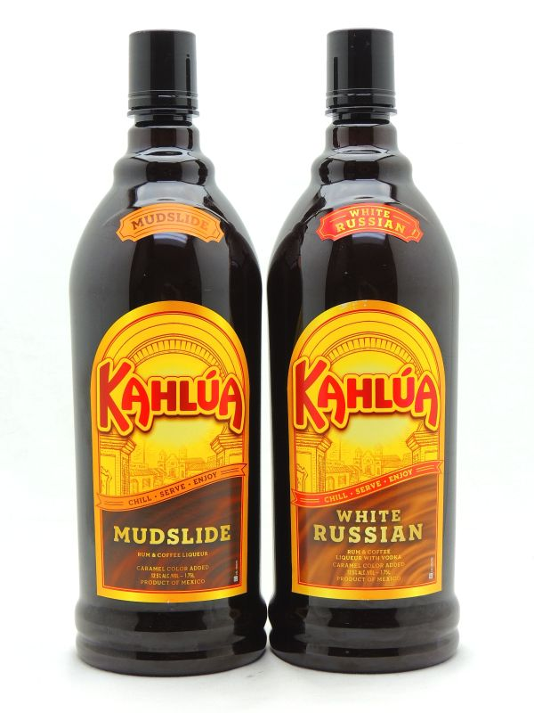 Kahlua Half Gallon Collection