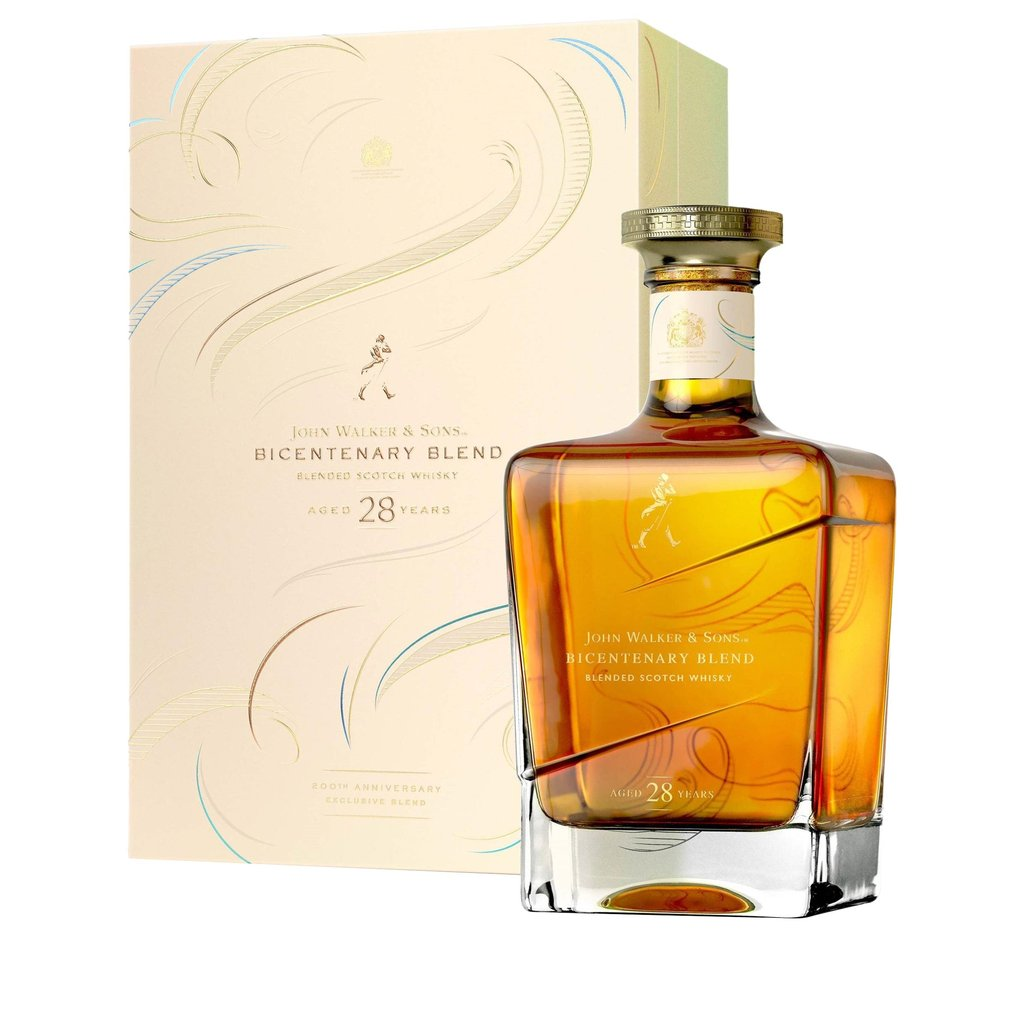 Johnnie Walker Bicentenary 28 Year