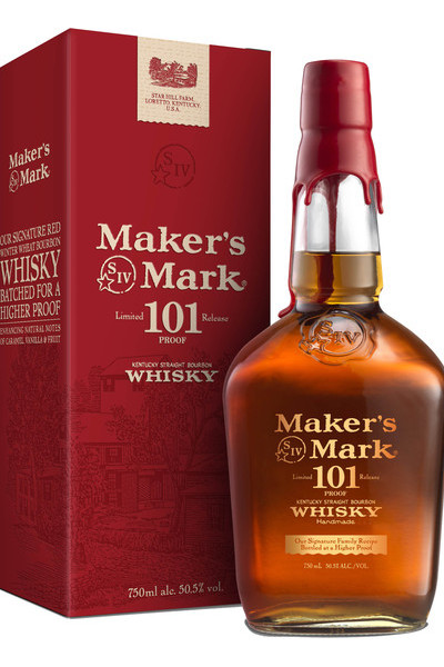 Maker's Mark 101 Proof Limited Edition