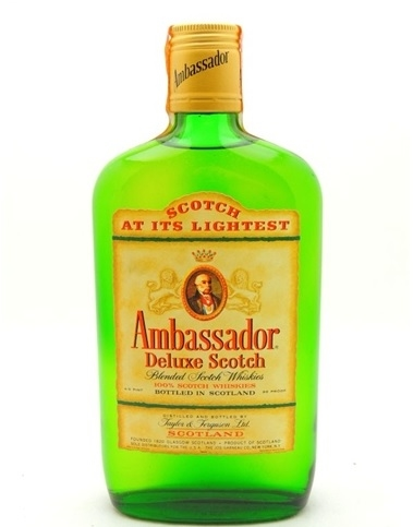 Ambassador Scotch Whiskey
