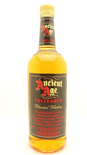 Ancient Age Preferred Blended Whiskey