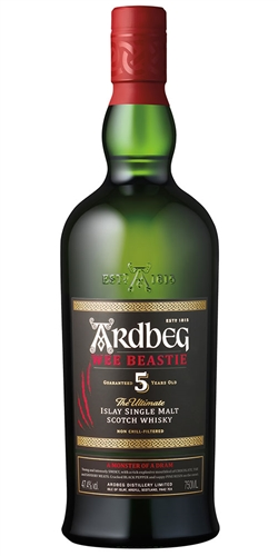 Ardbeg Wee Beastie Scotch 5 Year Old