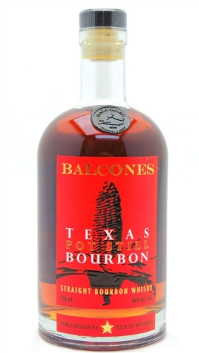 Balcones Pot Still Bourbon Whiskey