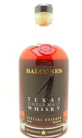 Balcones Whiskey