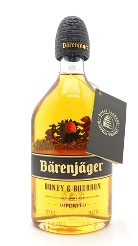 Barenjager Honey Bourbon Liqueur Pint