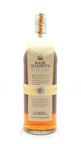 Basil Hayden's Bourbon Whiskey Half Gallon