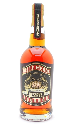 Belle Meade Single Barrel Cask Strength Bourbon