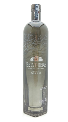 Belvedere Vodka Limited Edition Bottle