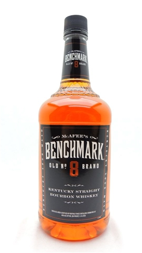 Benchmark Bourbon Whiskey Half Gallon