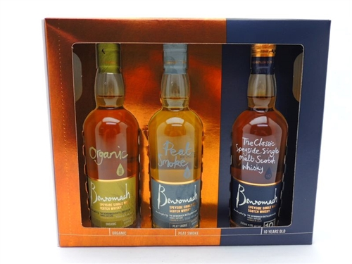 Benromach Scotch Sampler Collection