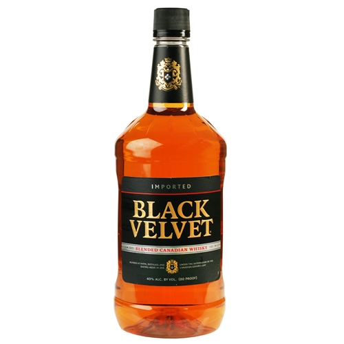 Black Velvet Half Gallon Whiskey