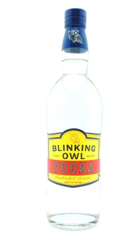 Blinking Owl Vodka