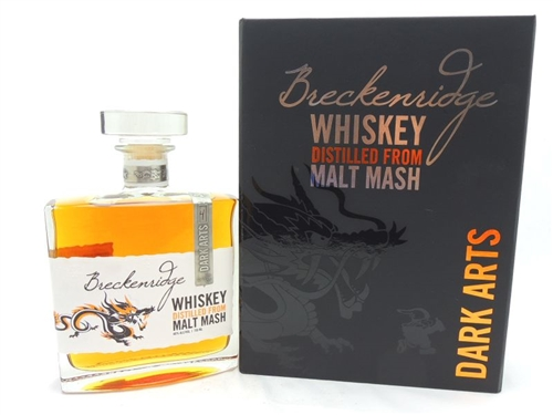 Breckenridge Dark Arts Whiskey