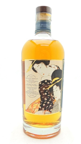 Broken Barrel Mizunara Whiskey Infuse Spirits